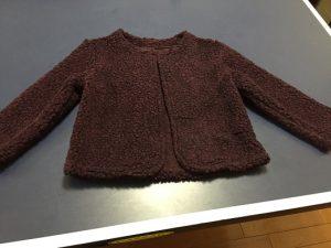 子供ジャケット 作り方