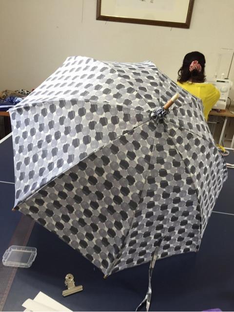 ハンドメイド 日傘