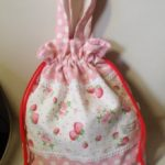 お着替え袋の作り方