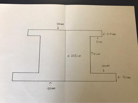 スクエアポーチの作り方